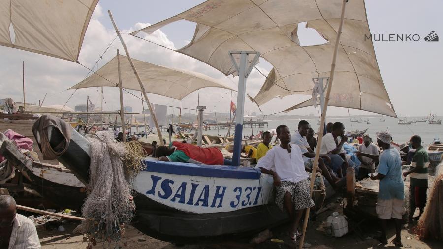 Ghana. Africa