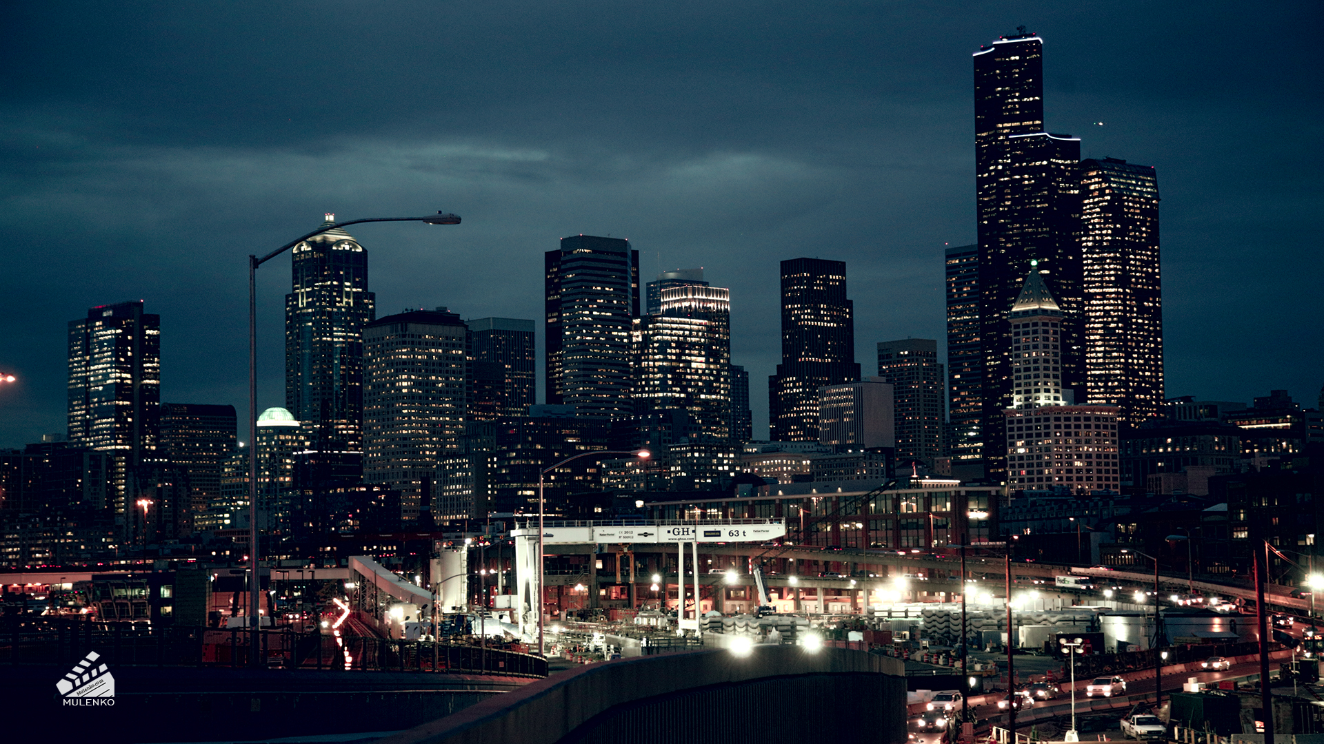 Seattle / Dmitriy Mulenko